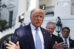 Trump évoque, d'un tweet provocateur, un report de l'élection