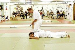 «Un peu plus dynamique que le judo»