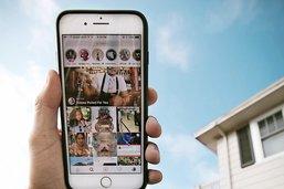 Instagram et l'info, y a pas photo