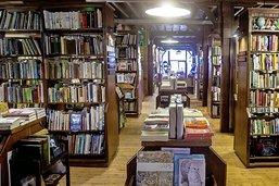 Au royaume des livres