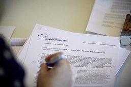 Une majorité de candidats dit oui au Grand Fribourg