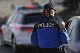 Deux mineurs prennent la fuite à bord d'un véhicule volé à Marly