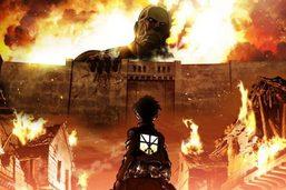 L'Attaque des Titans, une satire de la guerre