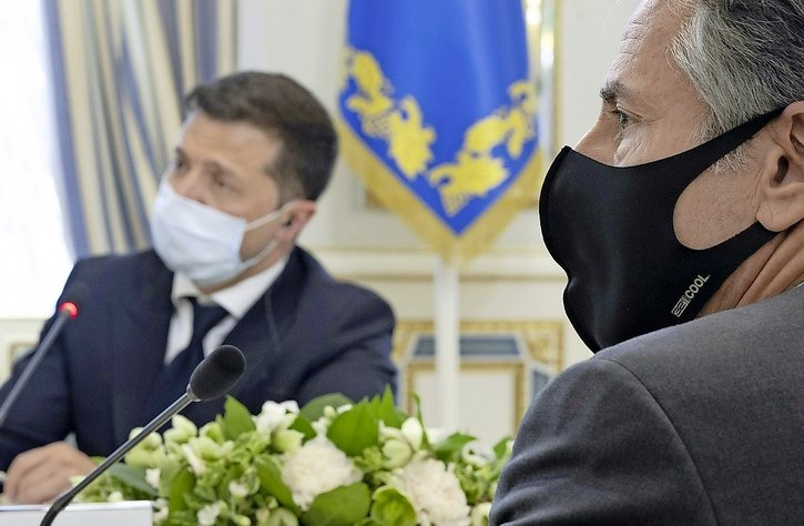 Biden à la manœuvre en Ukraine