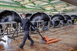 Un industriel américain à Schmitten