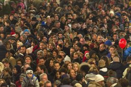 Légère hausse de la population à Fribourg