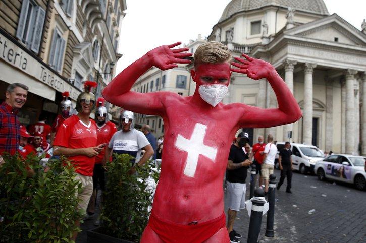 Un alléchant Suisse-France en huitième de finale!