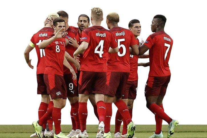 L'équipe de Suisse toujours en lice