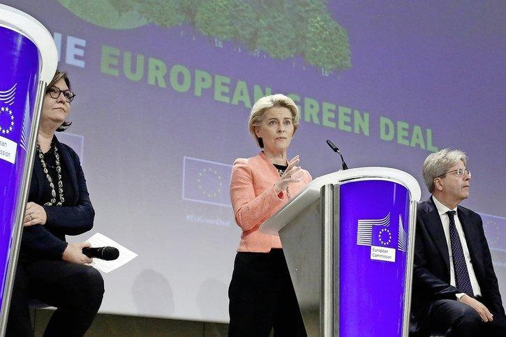 Les yeux rivés sur l'UE