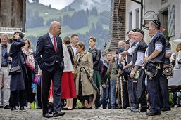 Des discours pour fédérer les Suisses