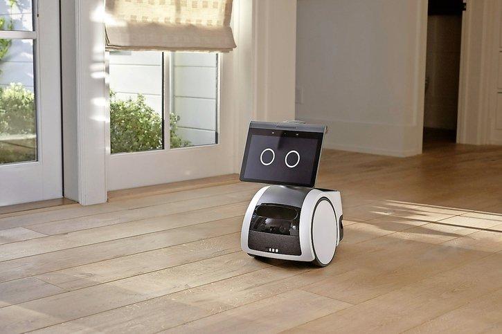 Astro, le petit robot du logis