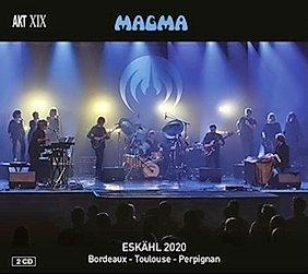 Magma en pleine éruption