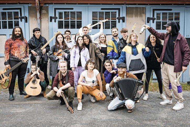 Le concert final de la Gustav Academy 2021