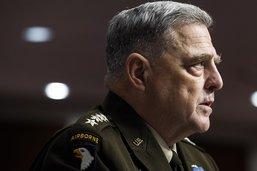 "Les Etats-Unis ont ""perdu"" la guerre, admet le chef d'état-major"