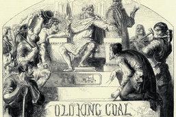Aux temps glorieux du roi Charbon