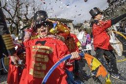 Le carnaval des Bolzes revisité