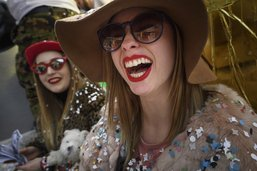 Les carnavals mais sans cortège