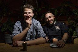 Ben & Léo vont fermer le Café de la Fonderie